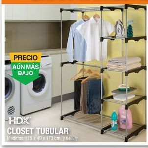 Oferta de Closets HDX por