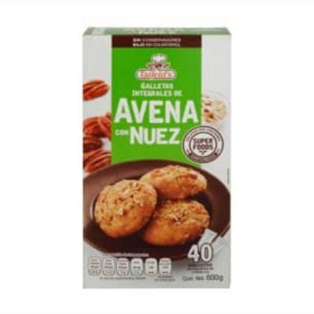 Oferta de Galletas de Avena Taifeld's con Nuez 600 g por $110.48