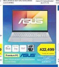 Oferta de Laptop Asus por $22499