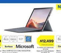 Oferta de Laptop Microsoft por $12499