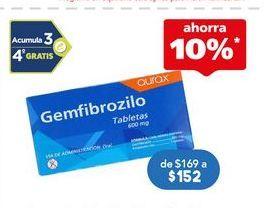 Oferta de Medicamentos AURAX por $152
