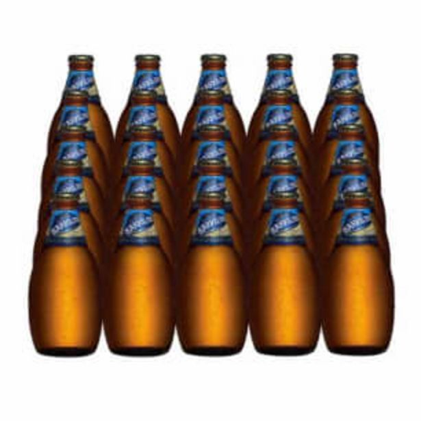 Oferta de Cerveza Clara Barrilito 24 Botellas de 325 ml por $265.95
