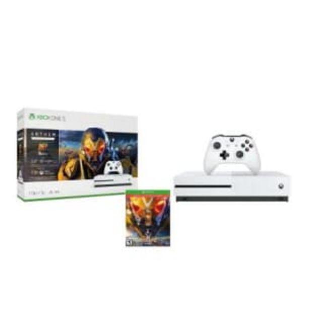 Oferta de Consola Xbox One S 1TB + Anthem por $5625.48