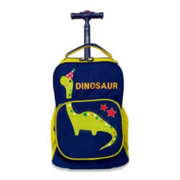 Oferta de Mochila con Ruedas Jworld Kids Dinosaurio por $280.3