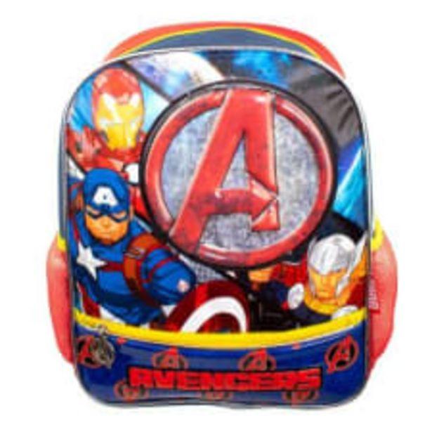 Oferta de Mochila Ruz Kinder Avengers Classic 160024 por $246