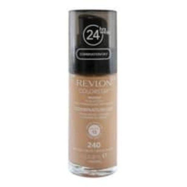 Oferta de Maquillaje Líquido Revlon ColorStay 240 Medium Beige 30 ml por $289