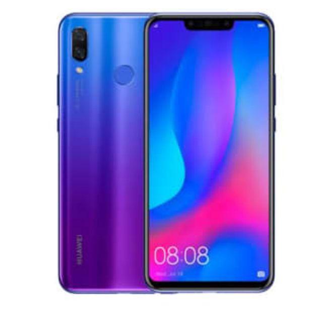 Oferta de Smartphone Huawei Nova 3 Morado AT&T por $9205.98