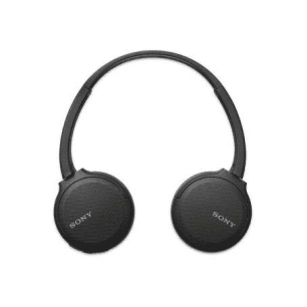 Oferta de Audífonos Inalámbricos Sony On Ear Negro por $1021.98