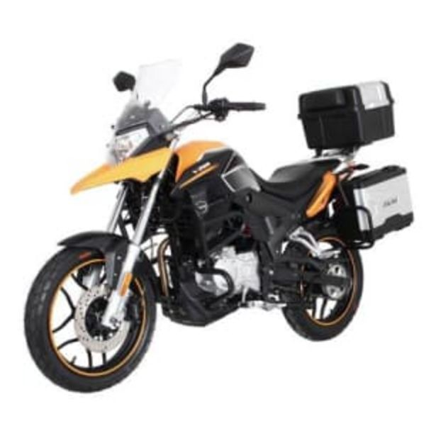 Oferta de Motocicleta Italika V200 2020 por $40909.77