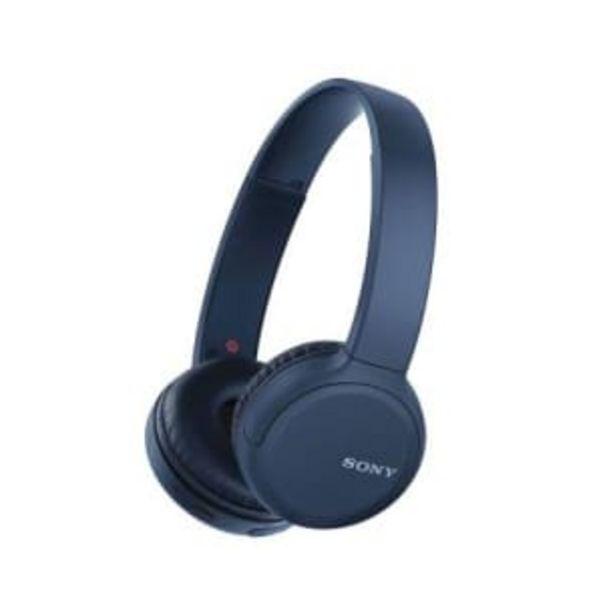 Oferta de Audífonos Inalámbricos Sony On Ear Azul por $1021.98