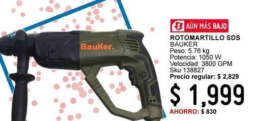 Oferta de Rotomartillo Bauker por $1999