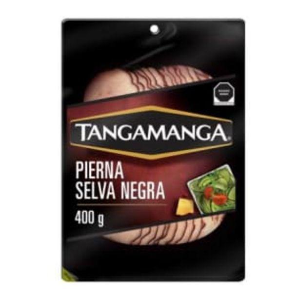 Oferta de Pierna de Cerdo Tangamanga Selva Negra 400 g por $168.79