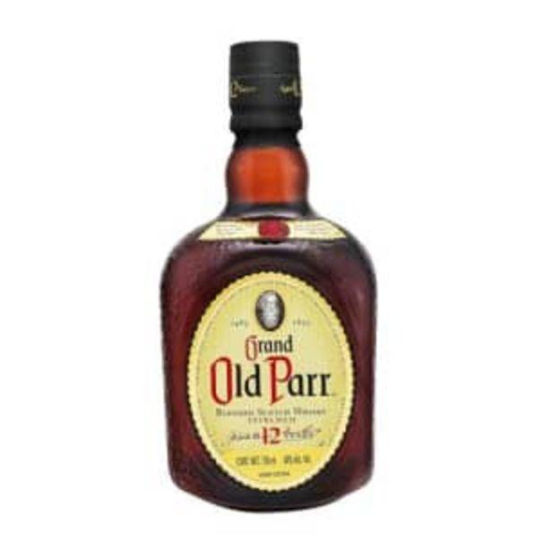Oferta de Whisky Grand Old Parr 12 Años 750 ml por $649.59