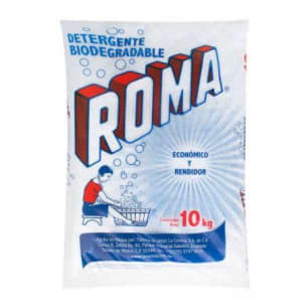 Oferta de Detergente en Polvo Roma 10 kg por $305.86