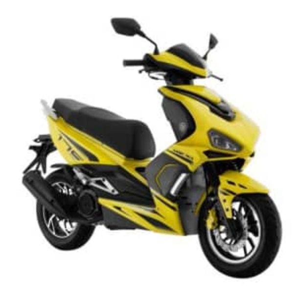 Oferta de Motocicleta Italika Modena 175 2020 por $32725.76