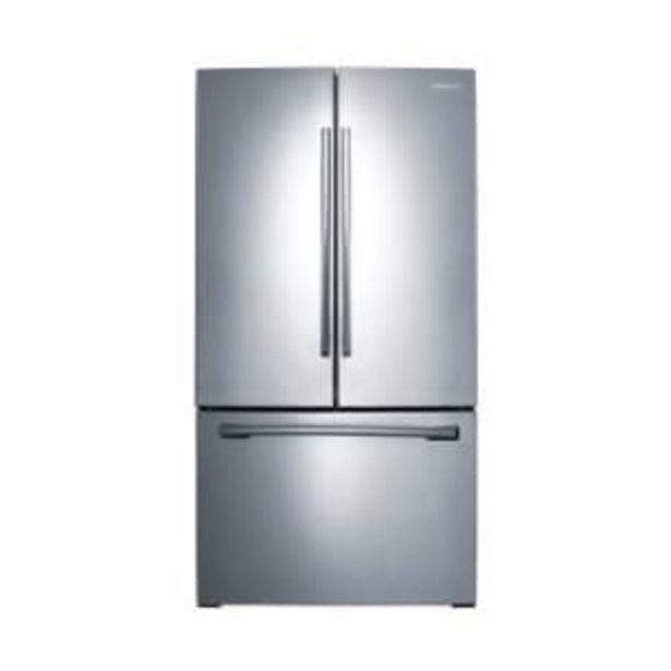 Oferta de Refrigerador Samsung French Door 26 Pies Cúbicos por $22694.23