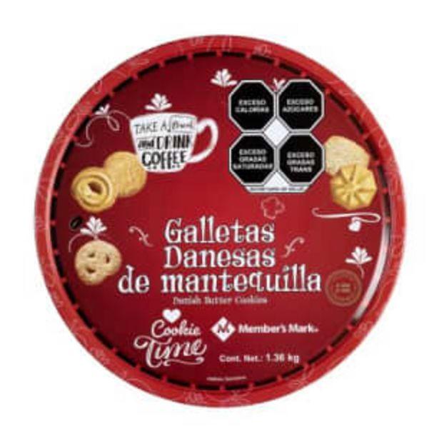 Oferta de Galletas Danesas Member's Mark 1.36 kg por $234.27