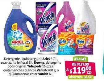 Oferta de Detergente líquido Ariel por $119