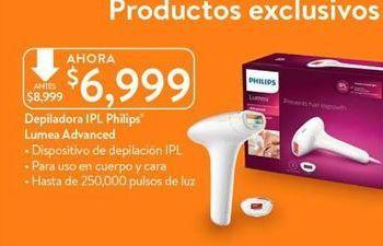 Oferta de Depiladora IPL lumea advanced Philips por $6999