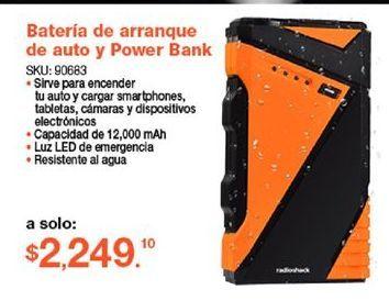 Oferta de Batería de coche por $2249.1