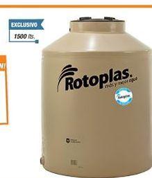 Oferta de Tinacos Rotoplas 1500L por