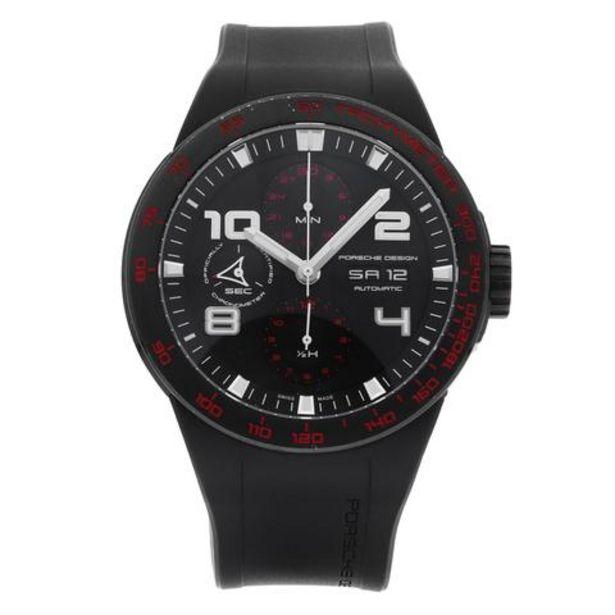 Oferta de Reloj Porsche Design para caballero modelo P 6340. por $20364