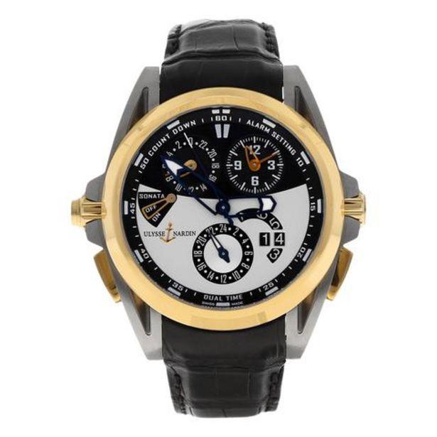 Oferta de Reloj Ulysse Nardin para caballero modelo Sonata. por $386400