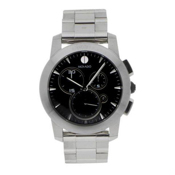 Oferta de Reloj Movado para caballero modelo Vizio. por $7700