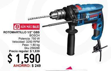 Oferta de Martillo rotativo Bosch por $1590
