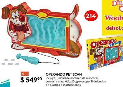 Oferta de Operation Pet Scan por $549.9