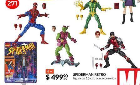 Oferta de SPIDERMAN RETRO por $499.9