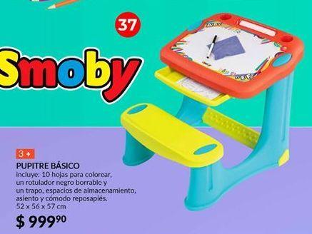 Oferta de Pupitre basico Smoby por $999.9