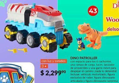 Oferta de Dino Patroller por $2299.9