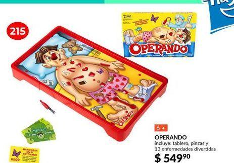 Oferta de OPERANDO Hasbro por $549.9