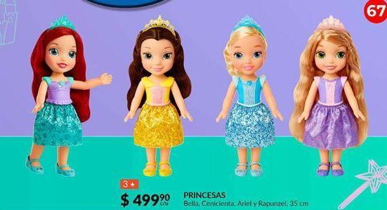 Oferta de Princesas por $499.9