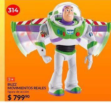 Oferta de Buzz movimientos reales por $799.9