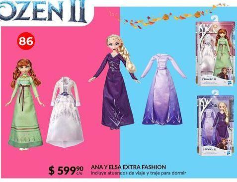 Oferta de Ana y Elsa Fashion por $599.9