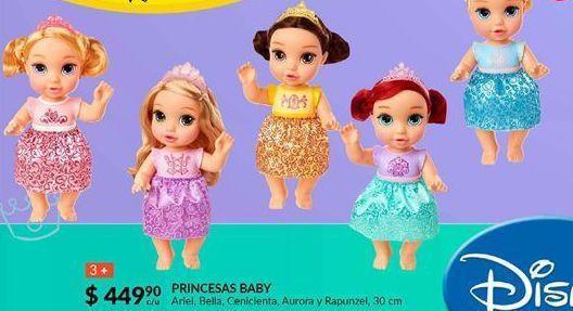 Oferta de Princesas Baby por $4449.9