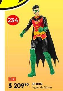 Oferta de Robin por $209.9