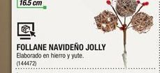 Oferta de Follane Navideño Jolly por