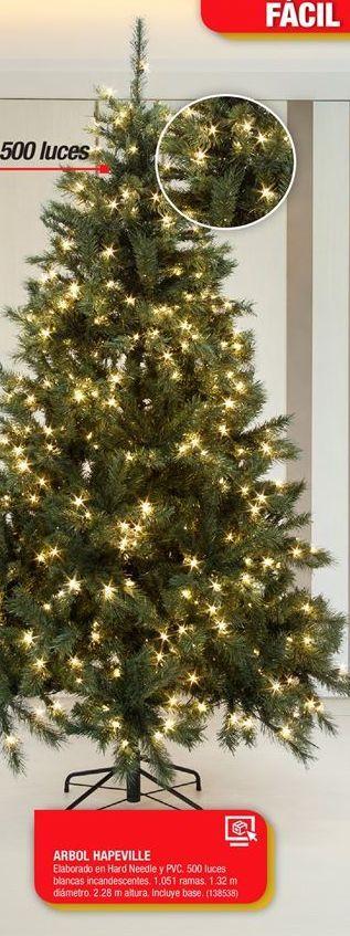 Oferta de Árbol de Navidad Hapeville por