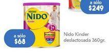 Oferta de Leche sin lactosa Nido por $68