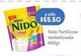 Oferta de Leche sin lactosa Nido por $55.5