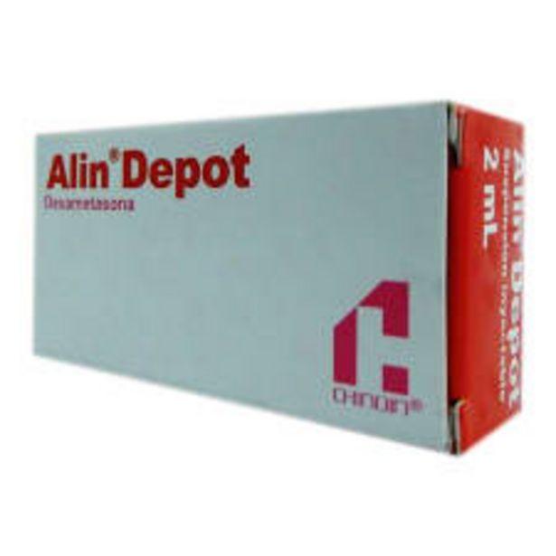 Oferta de Alin Depot 4 mg suspensión inyectable 2 ml por $142