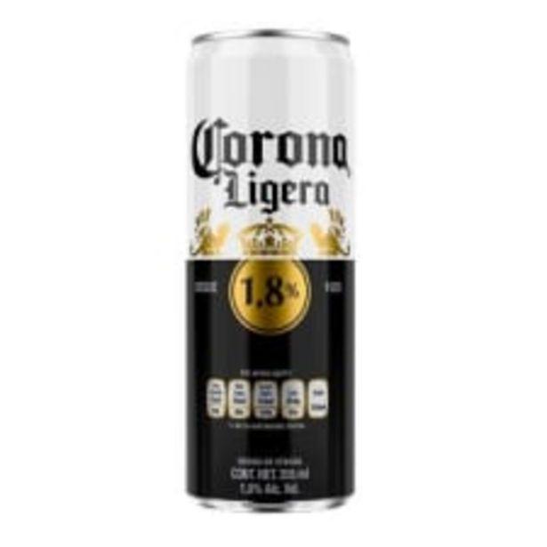 Oferta de Bebida de cebada Corona ligera 355 ml por $13