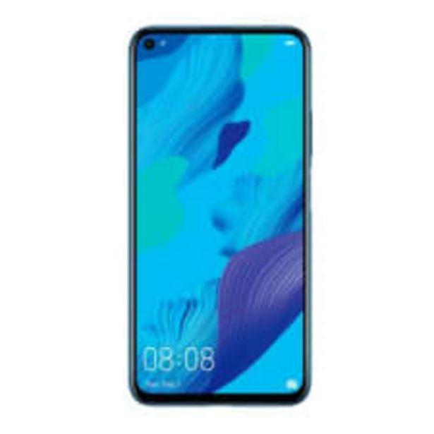 Oferta de Smartphone Huawei Nova 5T 128 GB Azul Movistar por $8497