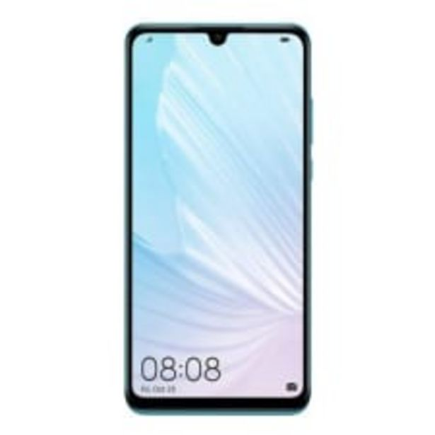 Oferta de Smartphone Huawei P30 Lite 256 GB Azul Movistar por $6997