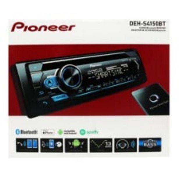 Oferta de Autoestéreo Pioneer DEH-S4150BT por $2159