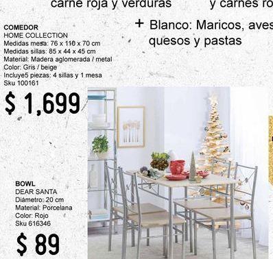 Oferta de Comedor  por $1699