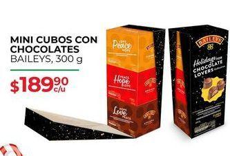 Oferta de Mini cubos con chocolates por $189.9